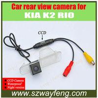 Free shipping Car Rear View Reverse Backup Camera for KIA K2 RIO