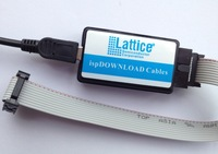 Lattice CPLD / FPGA USB downloader --  ispDOWNLOAD Cables Enterprise Edition