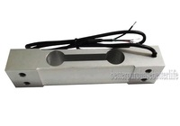 Parallel Beam Load Cell Sensor 100kg/217lb Aluminum Alloy Material Shielding Cable