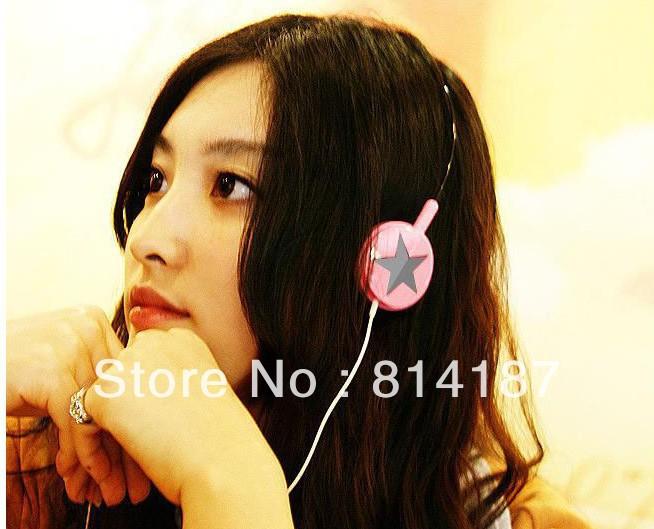 2013 melhor 3,5 milímetros de boa qualidade em fone de ouvido fone de ouvido com fio com caixa de varejo para o iphone 3 iphone 4 4s(China (Mainland))