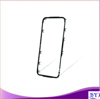 10pcs/Lot Hot Sale!Black Mobile phone Front Frame for iPhone 4 4G with Free Shipping