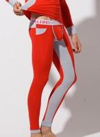 New Modal Material Men's Long John Termal Underwear Pants,Four Colors,Three Sizes.