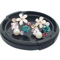 High Quality Flower Women Stud Earrings Jewelry Ladies Gift Free ShippingWoman  Pendiente Brinco