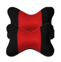 Sandwich car headrest four seasons general pillow kaozhen bone pillow comfortable