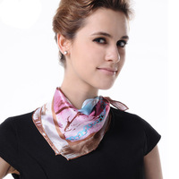 2013 all-match multifunctional silk scarf  for Lady with many designs