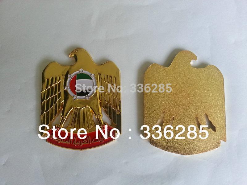 Uae Falcon Emblem Uae Falcon Emblem Gold