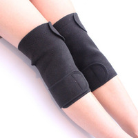 Double big tourmaline self-heating thermal kneepad cold