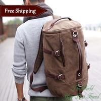 2013 New Arrival Fashion Men Luggage Travel Bags, Bolsa Men's Canvas Shoulderbag/Handbags, Fashion Messenger Backpacks For Men