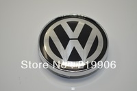 65mm Wheel Center Caps Emblem For VW POLO JETTA PASSAT Volkswagen