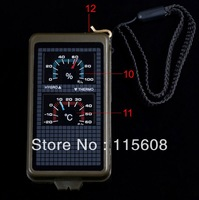 Ryder ryder multifunctional compass thermometer