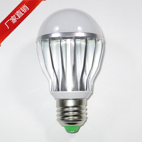 Led lighting 5w bulb w high power led lighting beads light source e27 spiral energy saving lamps highlight the