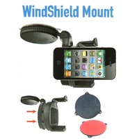Universal Windshield Dashboard Car Holder Mount For iPhone 6G  5G 4G 4S/For Samsung Galaxy S4/ Mobile Phone Cellphone GPS