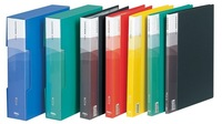 Right hand data book 5280 a4 folder bags transparent file copies office stationery blue
