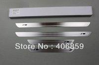 Door Sill Scuff Plate For Volkswagen VW Passat R36 R Line B6 05 06 07 08 09 10, B7 11-12, CC 08-12   g