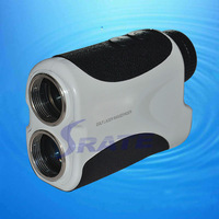 Free Shipping Superb High Quality 400m White Portable Golf Laser rangefinder Monocular Distance meter Device