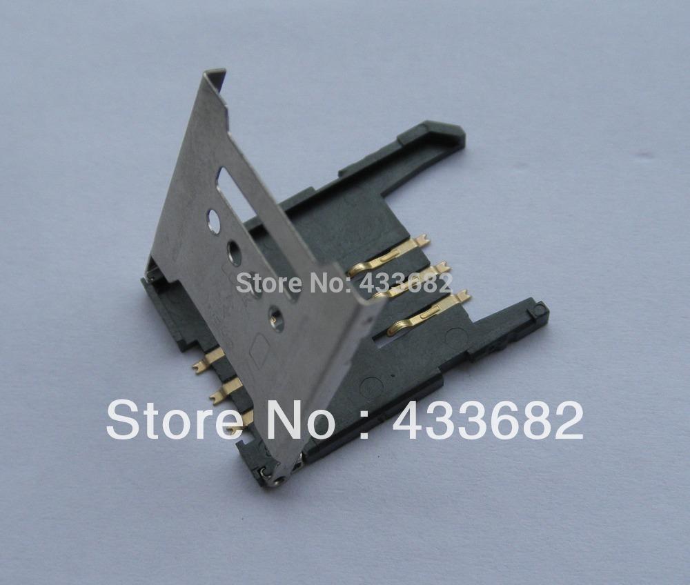 SIM CARD SOCKET HOLDER SLOT CONNECTOR 1.8H HINGE TYPE(China (Mainland))