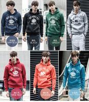 Newest Hot sale autumn/Winter men's coat man hoody solid hooded men outdoor hoodie for man M-XXXL