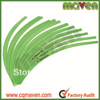 "10sets of 16 Strips 10-18"" Waterproof Refletive PVC Wheel Sticker For Car Motorcycle ,7 Colors"
