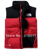 Hot sale ! new Men white duck down vest men's fashion down vest, vest men,winter outwear men and women S M L XL XXL