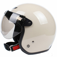 Free shipping!!Fashion Halley EVO half helmet,electric bicycle Open face helmets,vintage Motorcycle winter helmet