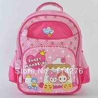 famous brand momoking school bag, cartoon student rucksack backpack school bag for girls item no.: 36404001