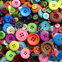 100g Mixed Button DNK-M6 For Craft And DIY Button