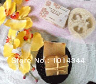 Natural Shea Butter oil slimming soap bar (wzBL005)(China (Mainland))