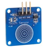 Digital Capacitive Touch Sensor Switch Module for Arduino SCM Development Programs Single Chip Experiment
