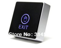 Touch screen Exit switch for access control system