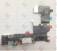 Wholesale  Dock Connector Charging Port Flex Cable for iPhone 5S  10pcs/lot