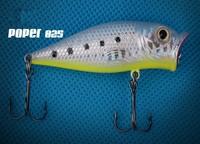 Fishing Lure fishing bait 6 colorS two hooks 10pcs/lot free shipping