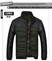 mens winter jackets and coats 2013 fashion men's brand high quality new arrive men's brand winter brand fashion casual 3XL