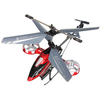 New Version Avatar F103 4CH 2.4Ghz IR Remote Control Gyro RTF Mini Metal 4 Channel RC Helicopter LED Red Toy Free Shipping