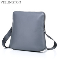 2013 cowhide man bag one shoulder bag cross-body bag male casual cross bags