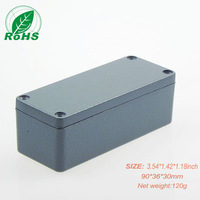 Aluminum extusion enclosure /electronic enclosure aluminum case 90*36*30mm  3.54*1.42*1.18inch