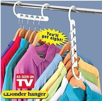 AS SEEN ON TV Wonder hanger multifunctional clothes hanger magic hanger  FREE SHIPPING