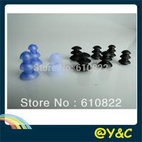 10 pair/ lot Free Shipping Silicone soft earplug/tips for Speedo Aquabeat/NU Dolphin Waterproof earphone/headphone