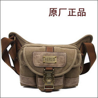 2014 FREE SHIPPING Aerlis male shoulder messenger bags for men fashion classic casual chest packs canvas outdoor sports bag