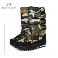 2014 New Arrival Men's Cool Snow Boots For Winter Two Colors Fashion & Warm 40-45 Free Shipping XMX052