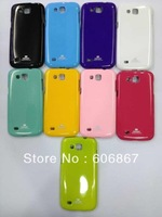 Wholesale free shipping  - Mercury color Jelly case for Samsung Galaxy Express I8730 Galaxy S3 mini I8190 S4 Active I9295