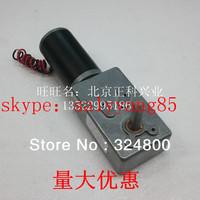 JSX1622-31ZY mirco Turbine worm shaft  decelerate DC Motor motor