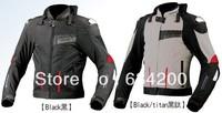 Free shipping Motocycle Racing jacket supreme titanium Komine JK-015 M,L,XL,XXL,XXXL,XXXXL all size available