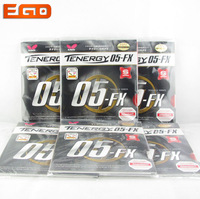 100% Guaranteed & Free Shipment Butterfly Tenergy 05-FX Pips-In Table Tennis Rubber with Sponge, Brand New
