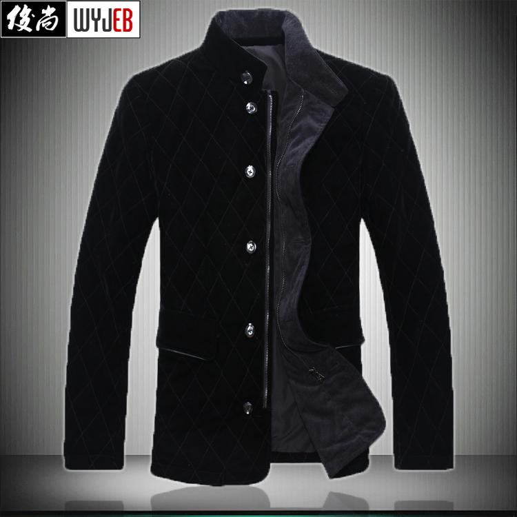 Free shipping xxxl xxxxl 5XL 6XL autumn outerwear jacket thickening plus size men s clothing business