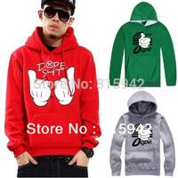 New Arrive Men's Brands Fashion Streetwear Hip Hop Hoodies Hooded Sweatshirts S-XXXL cheap