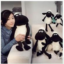 cheap stuffed black sheep
