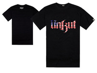 20 Style UNKUT Letter Graphic S-XXXL Size O-Neck Short Cotton Casual Men's T Shirts