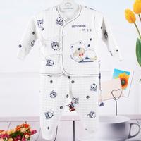 Infant long johns set children's clothing long johns long johns set newborn thermal clothing underwear