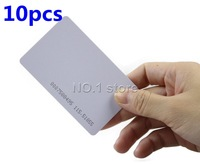 10pcs/lot 125Khz Proximity RFID ID Card For Access Control System / Time Clock Use Free Shipping