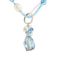 Special necklace female fashion handmade crystal pendant 2013 winter
